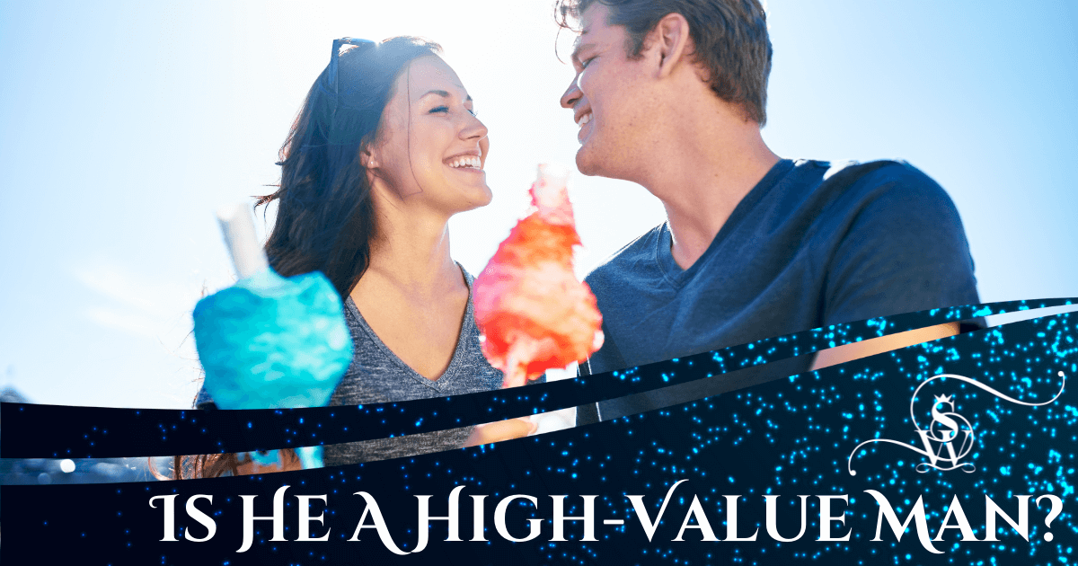 What is a high-quality man?
